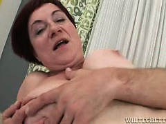I Wanna Cum Inside Your Grandma #07