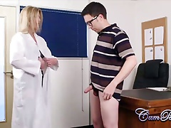 Holly Kiss Spunk Doctor
